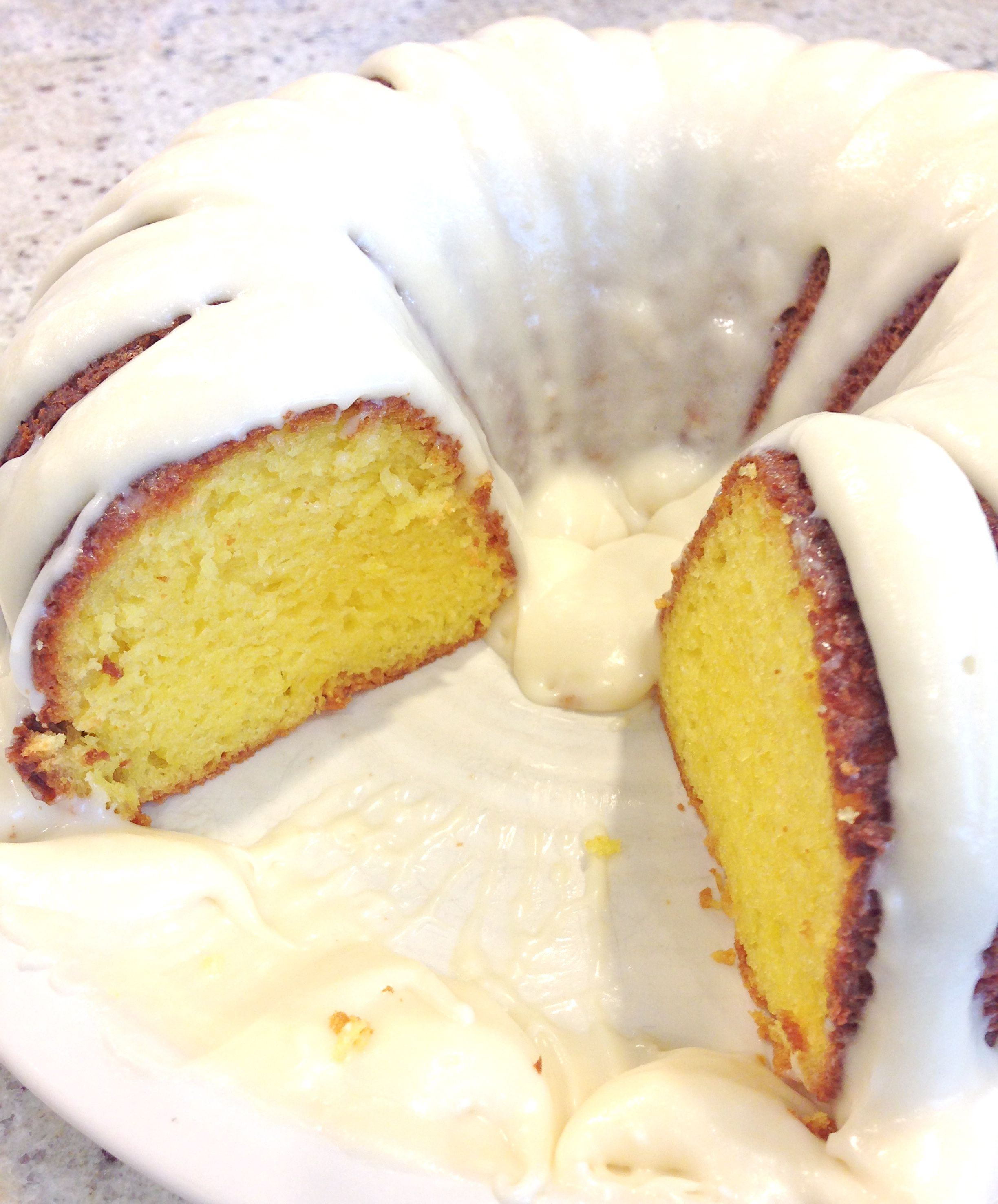 Glaze frosting recipe for pound cake