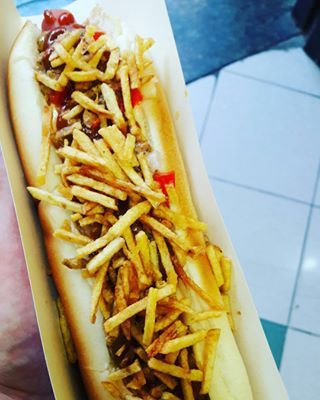 Panche Per Fast Food.Argentina Pancho Food To Try Food Ethnic Recipes Hot Dogs