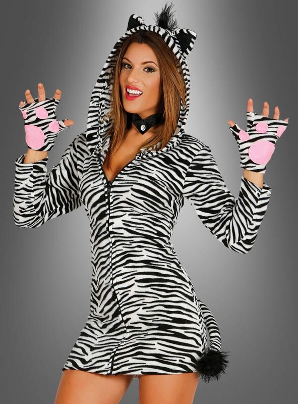Fasching Zebra Kostum Bei Kostumpalast De