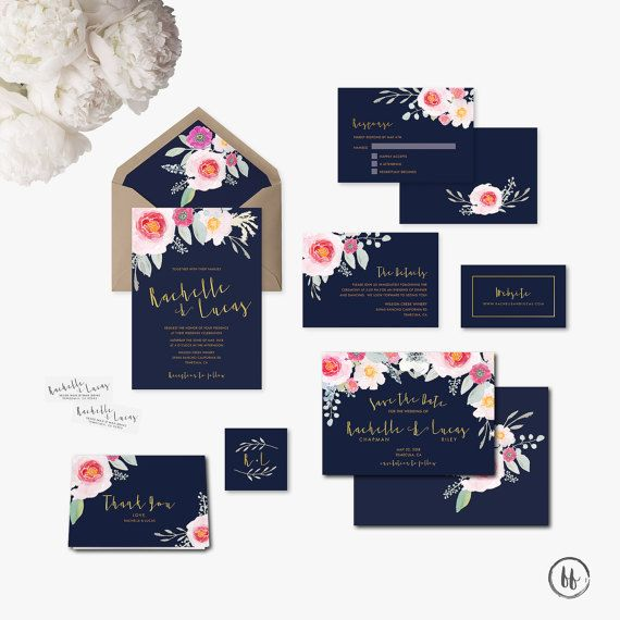 Do Your Own Wedding Invitations: Welcome To Freckled Fox Prints! Introducing A Build Your