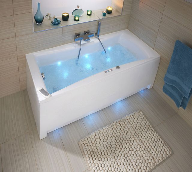 Baignoire des baignoires balnéo spécial détente