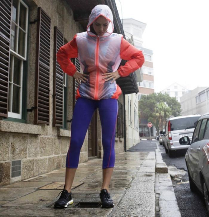 Come programmare una corsa senza pioggia