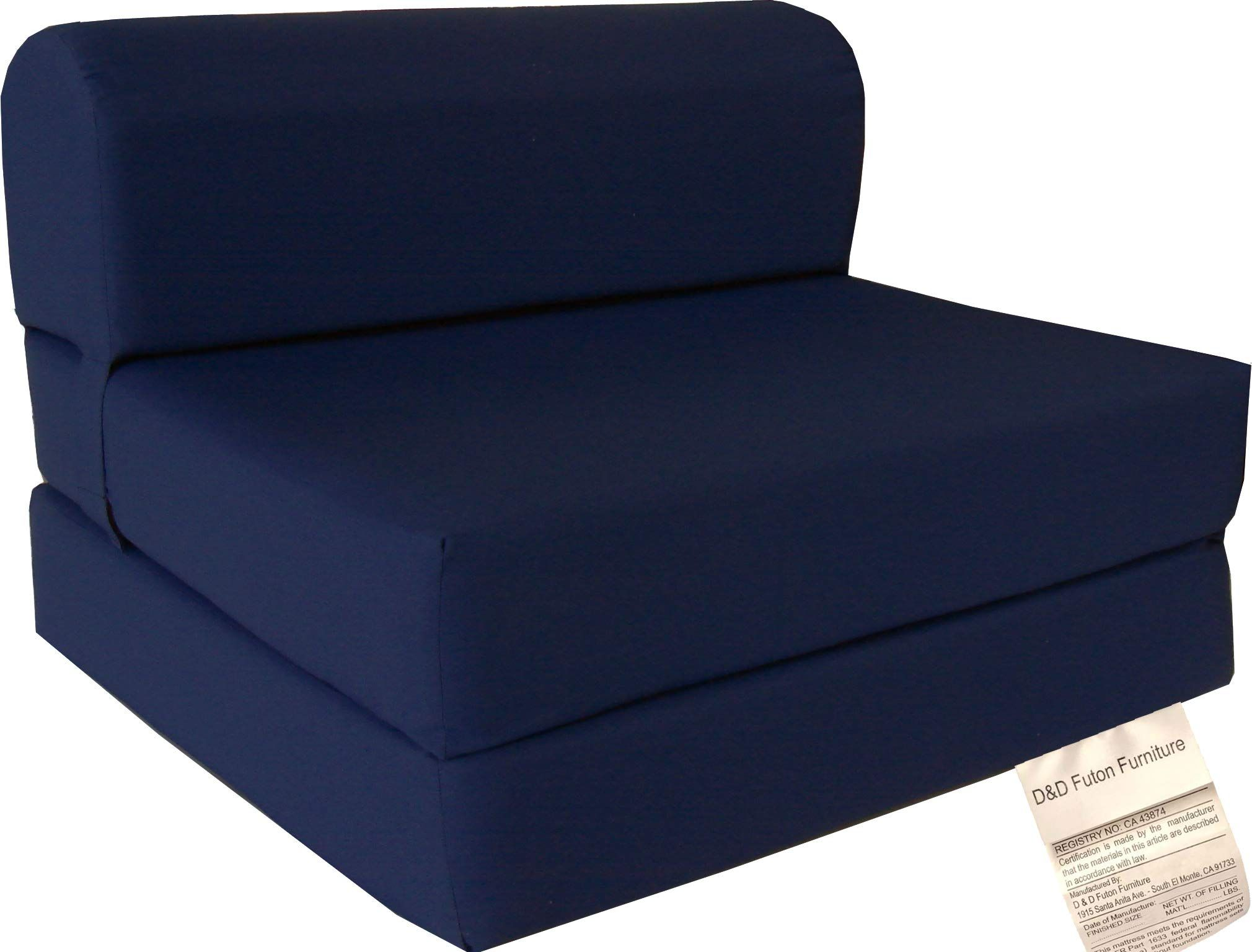 Flip Chair Bed In 2020 Foam Sofa Chair Sofa Bed Cool Chairs