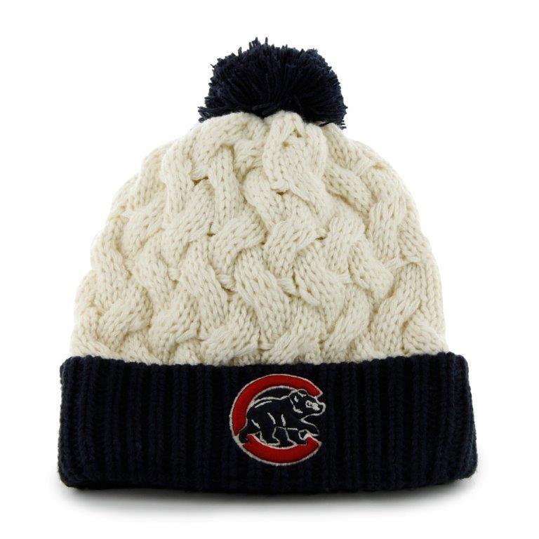 Chicago Cubs Women s Matterhorn Knit Cap by  47 Brand  26a55d94ef
