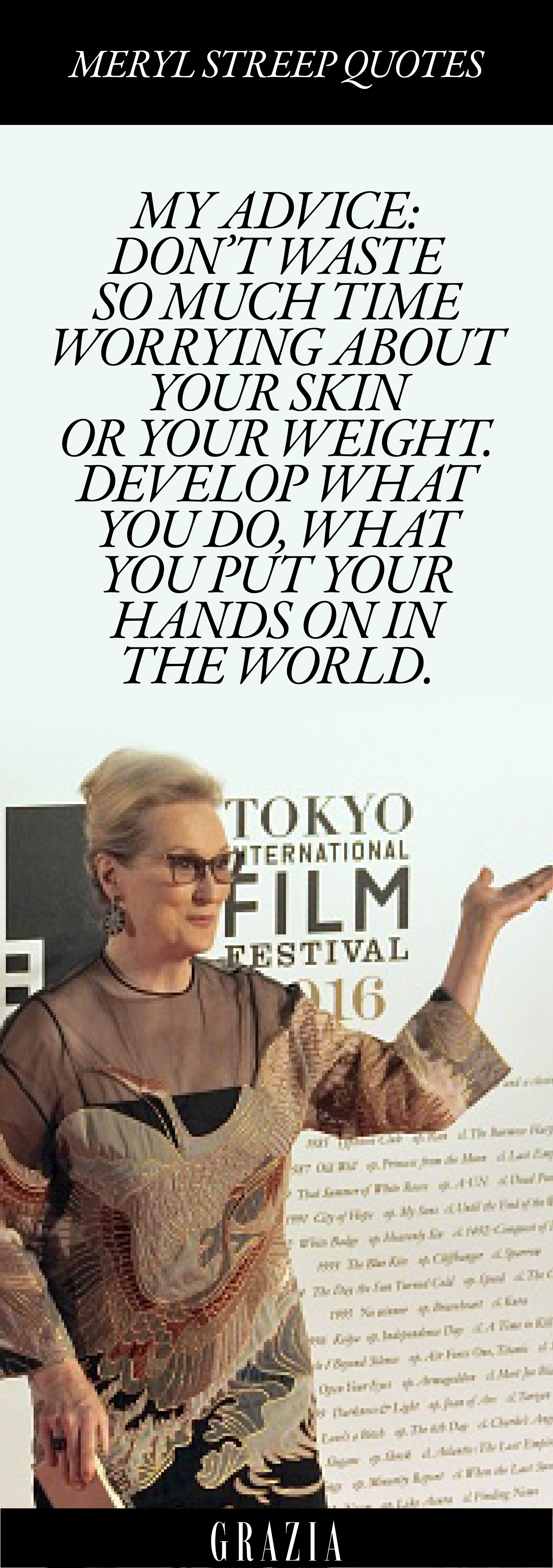 19 Meryl Streep Quotes To Live Your Life By