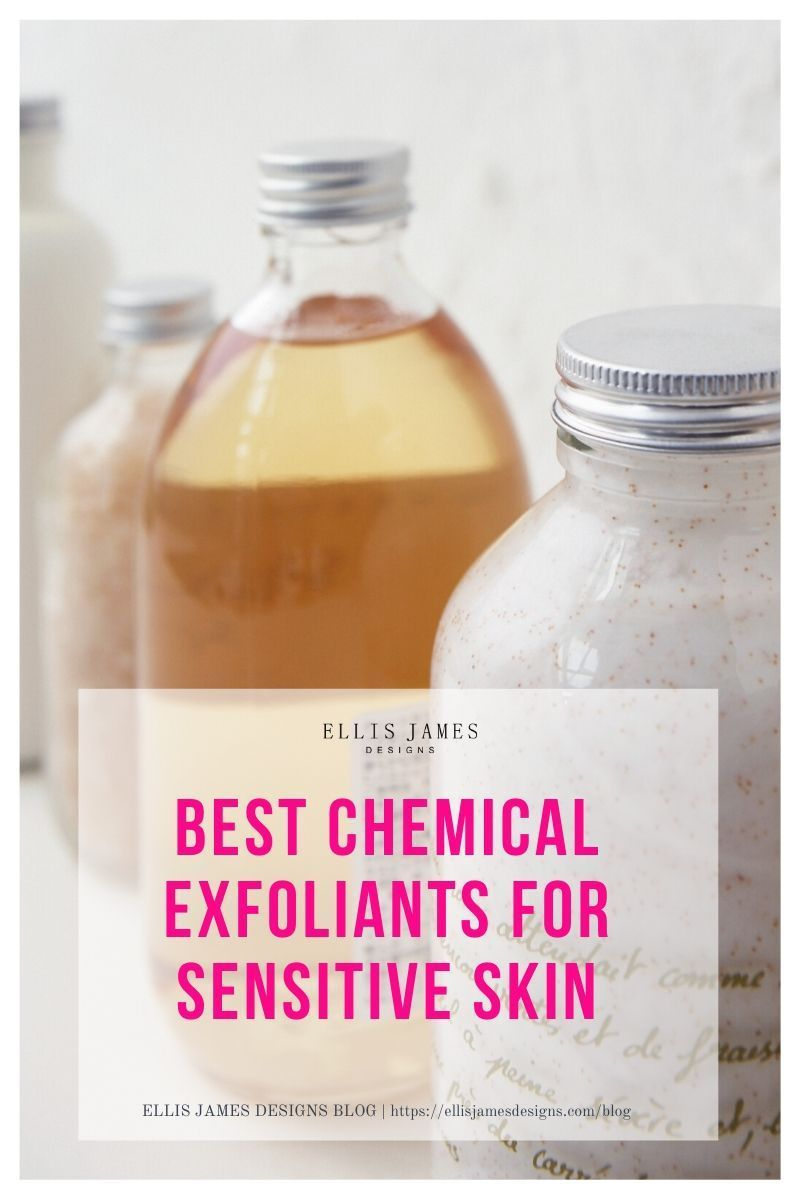 Best Chemical Exfoliants For Sensitive Skin How To Use Chemical