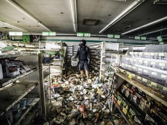 These Photos From the Ghost Towns of Fukushima Are Chilling