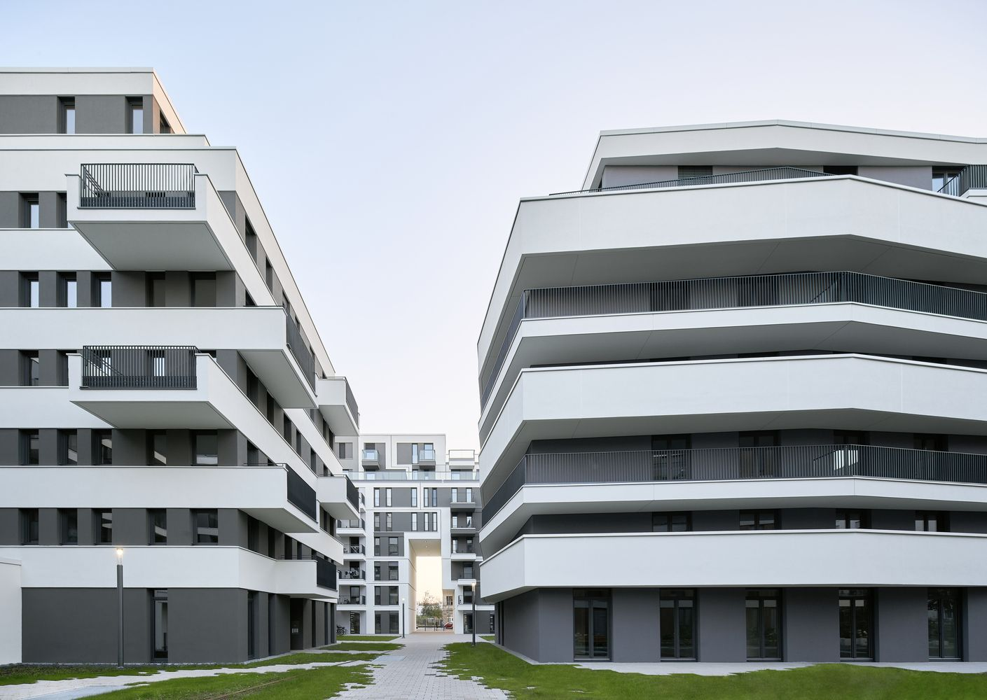 Eike Becker Architekten Gallery Of The Garden / Eike Becker Architekten - 8 | Residential Complex, Architecture Photography, Architecture