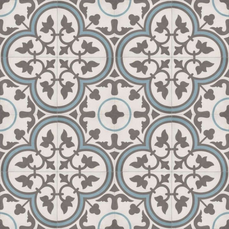 Moroccan Encaustic Cement Pattern Tile