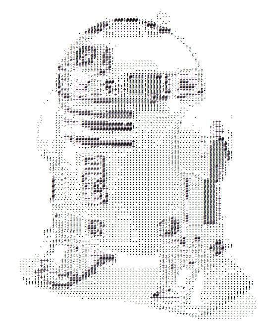 One Line Ascii Art Eyes : R d ascii art pinterest and