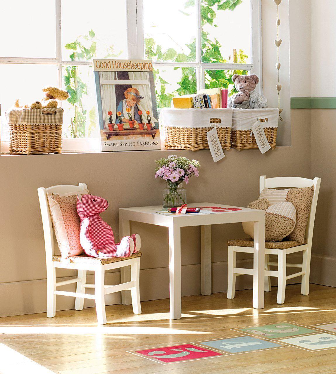 Organiza la habitaci n de los peques kids room ideas - Organizar habitacion ninos ...