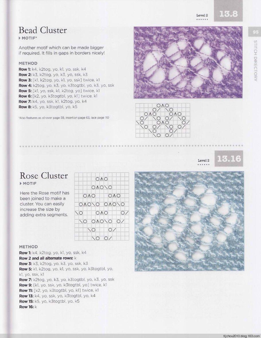 The Magic of Shetland Lace Knitting - 紫苏 - 紫苏的博客   ab ...