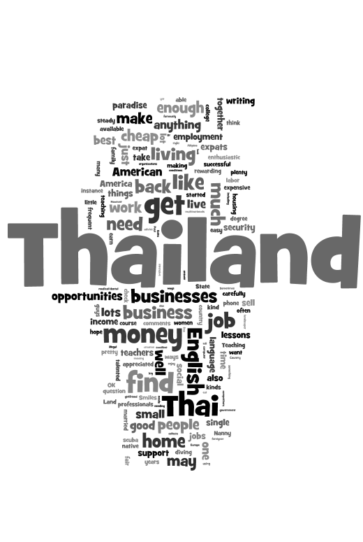 There's now more jobs in Thailand for foreigners than ever