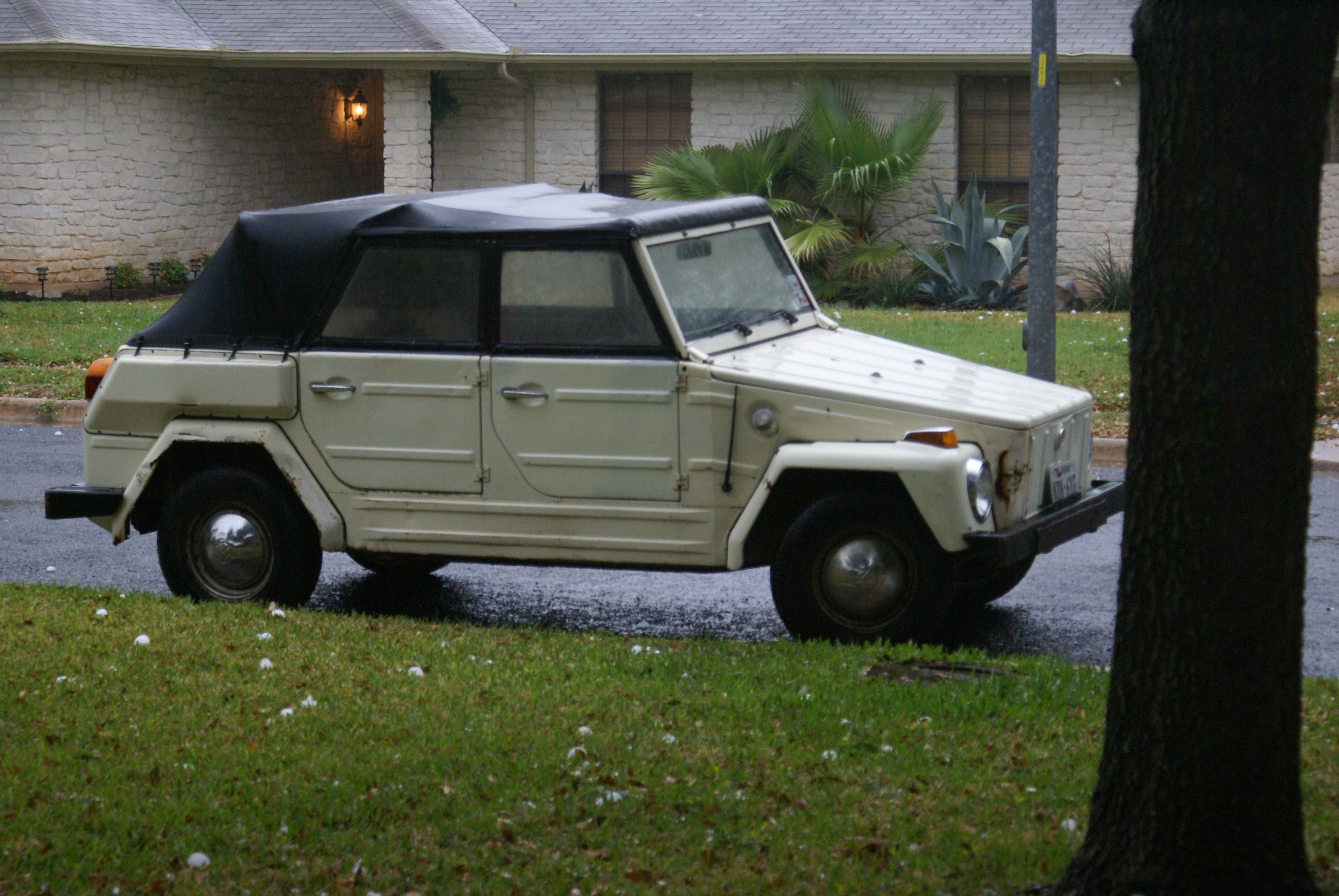 My VW Thing. I no longer have it. :(