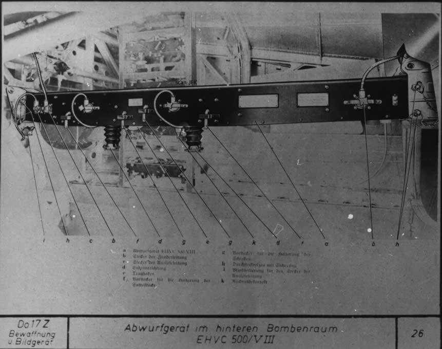German Dornier Do 17Z.