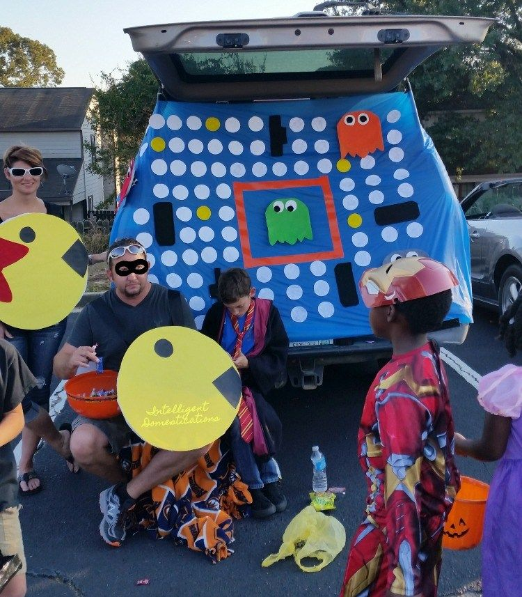 Even More Trunk or Treat Decorating Ideas Halloween 2017, Donald - how to decorate your car for halloween
