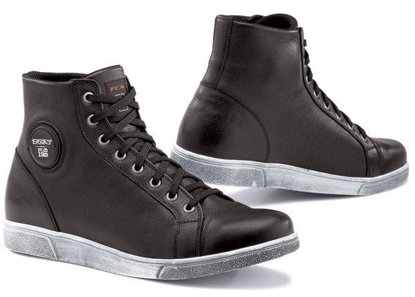 TCX Men′s X-Street Black Waterproof Riding Shoes Soulier, Chaussures Moto, ebe6efa38abc