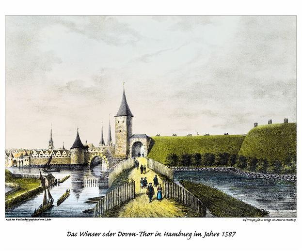 Hamburg historisch