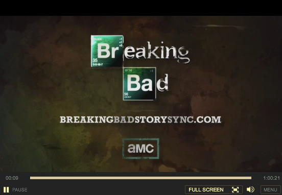 Breaking Bad Embraces the Second Screen with Story Sync