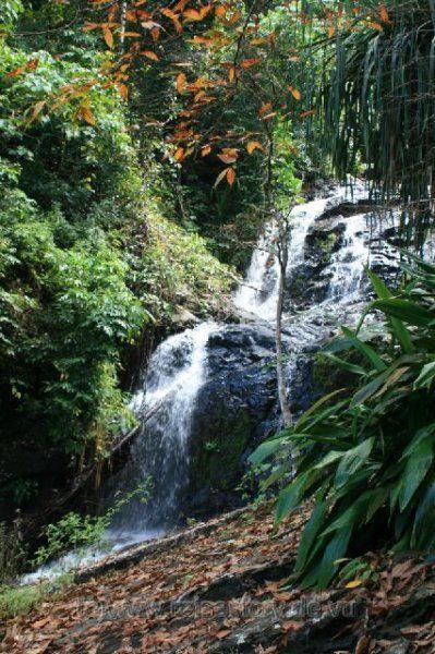 Waterfall at Langkawi