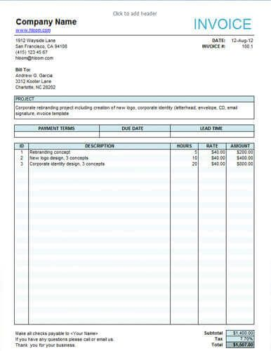 Service Invoice for Freelancers beans Pinterest Beans - samples of invoices