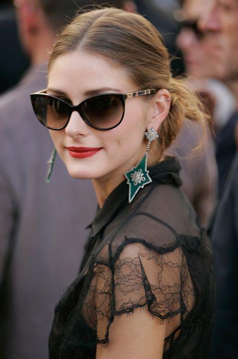933b52797c8c Olivia Palermo in  Dior  sunglasses