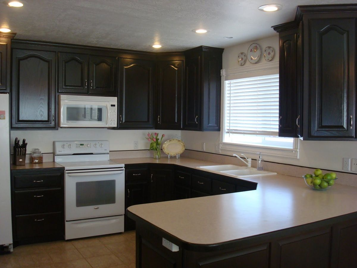 5 ways to update your cabinets on a budget cheap kitchen cabinets kitchen remodel honey oak on how to remodel your kitchen id=85851