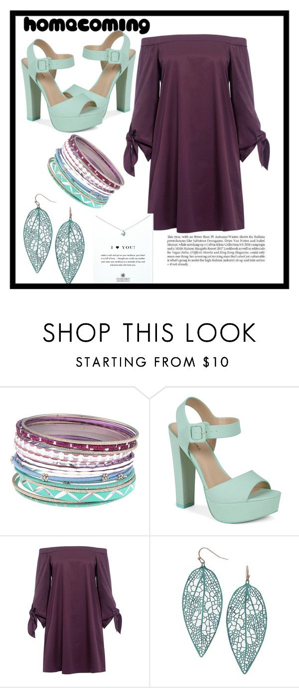 """""""Going To Homecoming!"""" by emerald-roses on Polyvore featuring Decree, Call it SPRING and TIBI"""