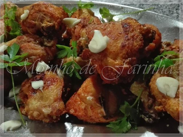 Moinho De Farinha: Frango Frito