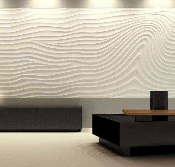 dekor streichputz auftragen kreative wandgestaltung | Projecten om ...