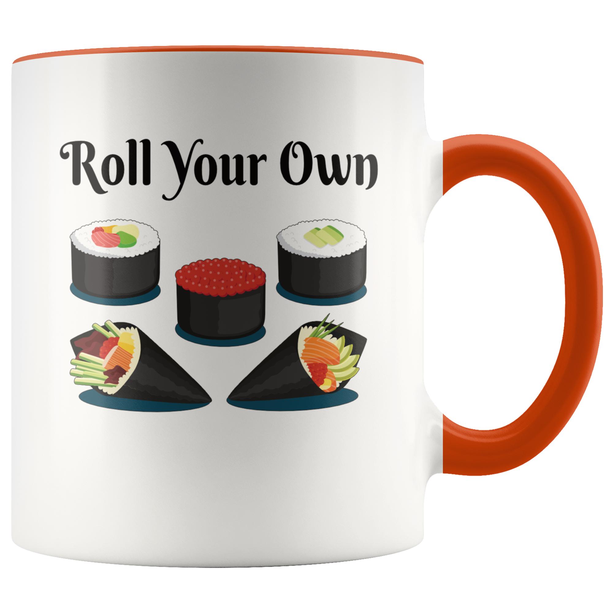 This is How I Roll Sushi Lover Japanese Pun T-shirt