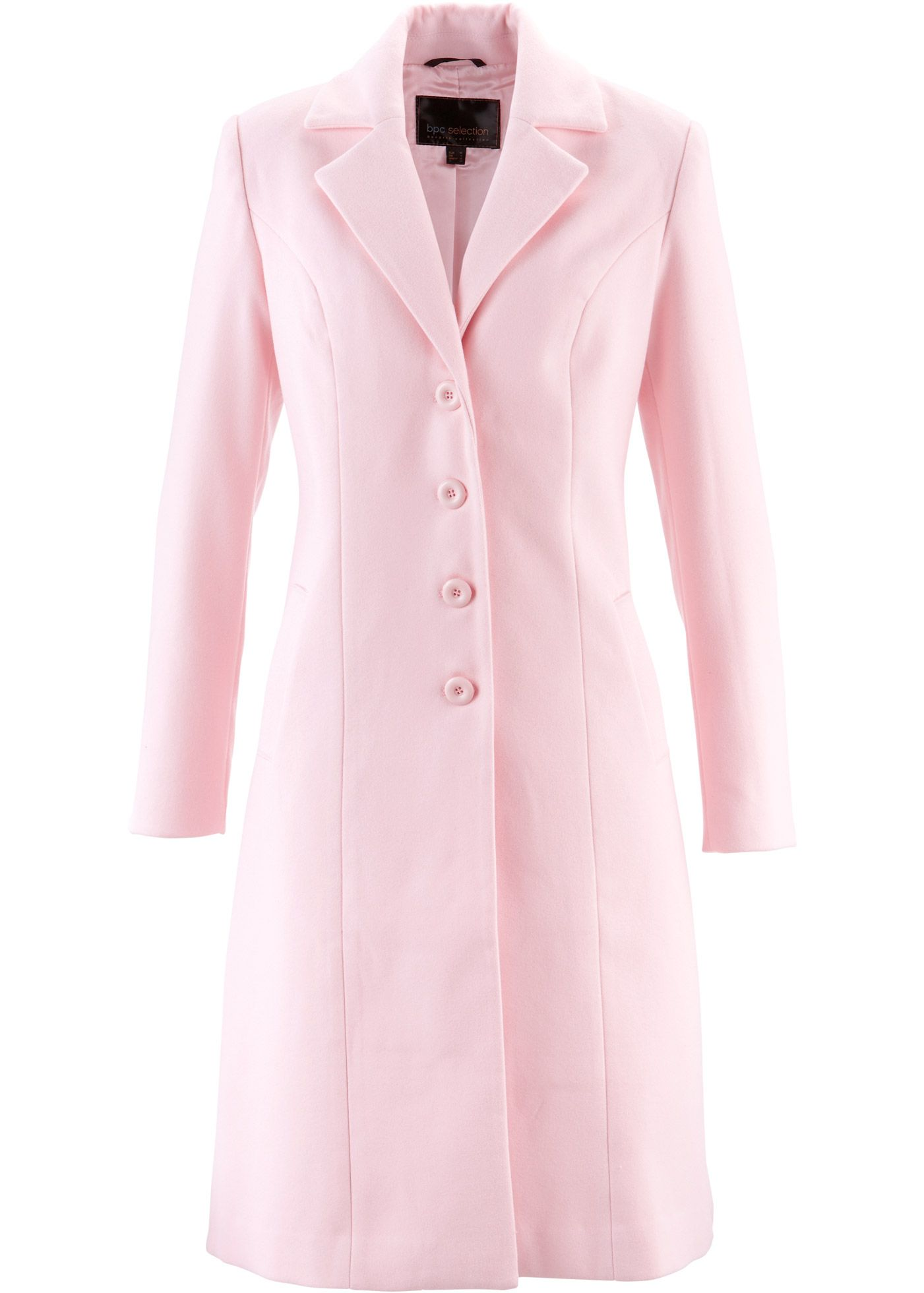 Commandez maintenant Manteau style blazer rose clair - bpc selection à  partir de 49,99