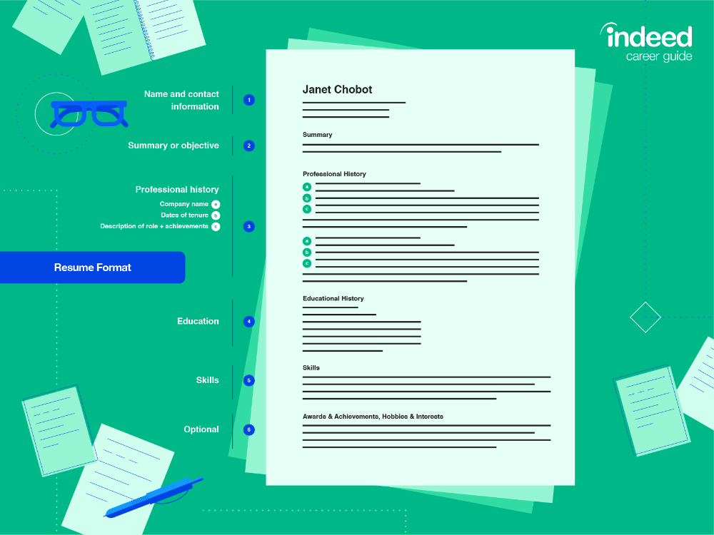 10 Resume Writing Tips To Help You Land A Job Indeed Com In 2020 Resume Writing Tips Resume Writing Find A Job