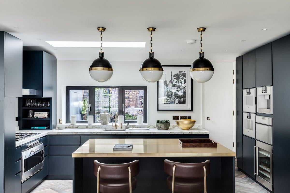 Penthouse Design - Barlow & Barlow | kitchen | Pinterest ...