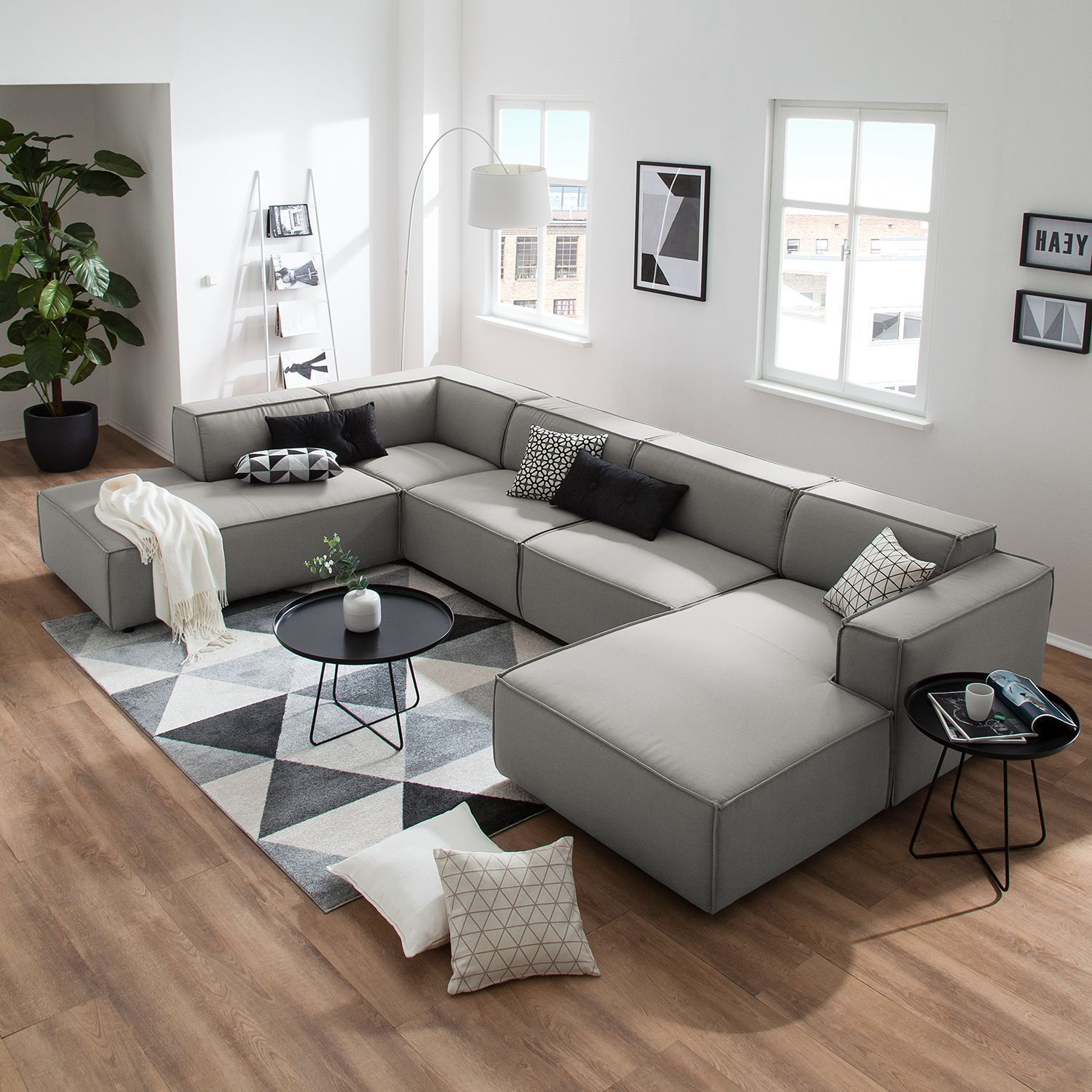 8 Modern Living Rooms Ideas and Decoration Pictures [New