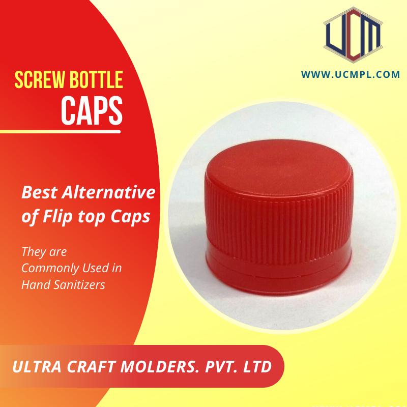 Screw Bottle Caps Plastic Bottle Caps Bottle Cap Plastic Bottles