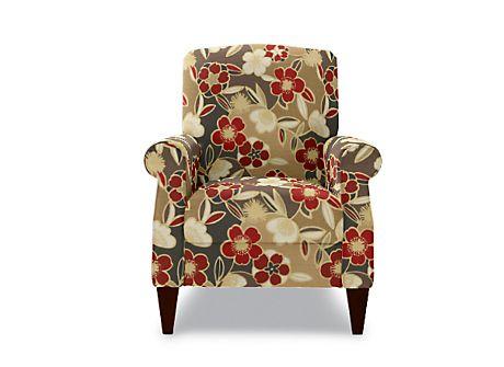 lazy boy chair - Charlotte High Leg recliner, Manhattan fabric.