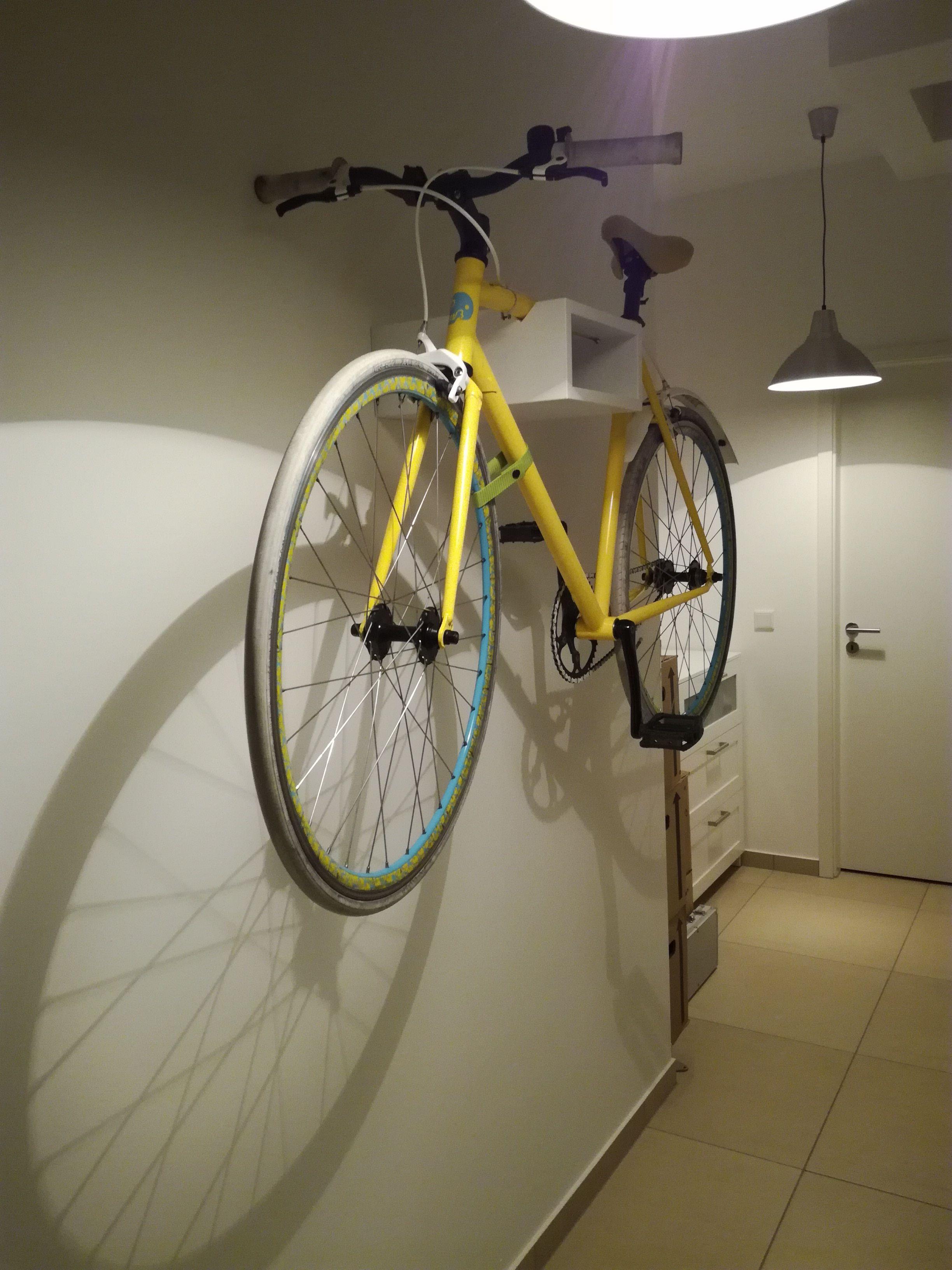 Fahrrad wandhalterung oskar fahrrad wandhalter rennrad - Wandhalterung rennrad ...