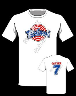 SPACE JAM T SHIRT Space Jam Birthday Party Favor
