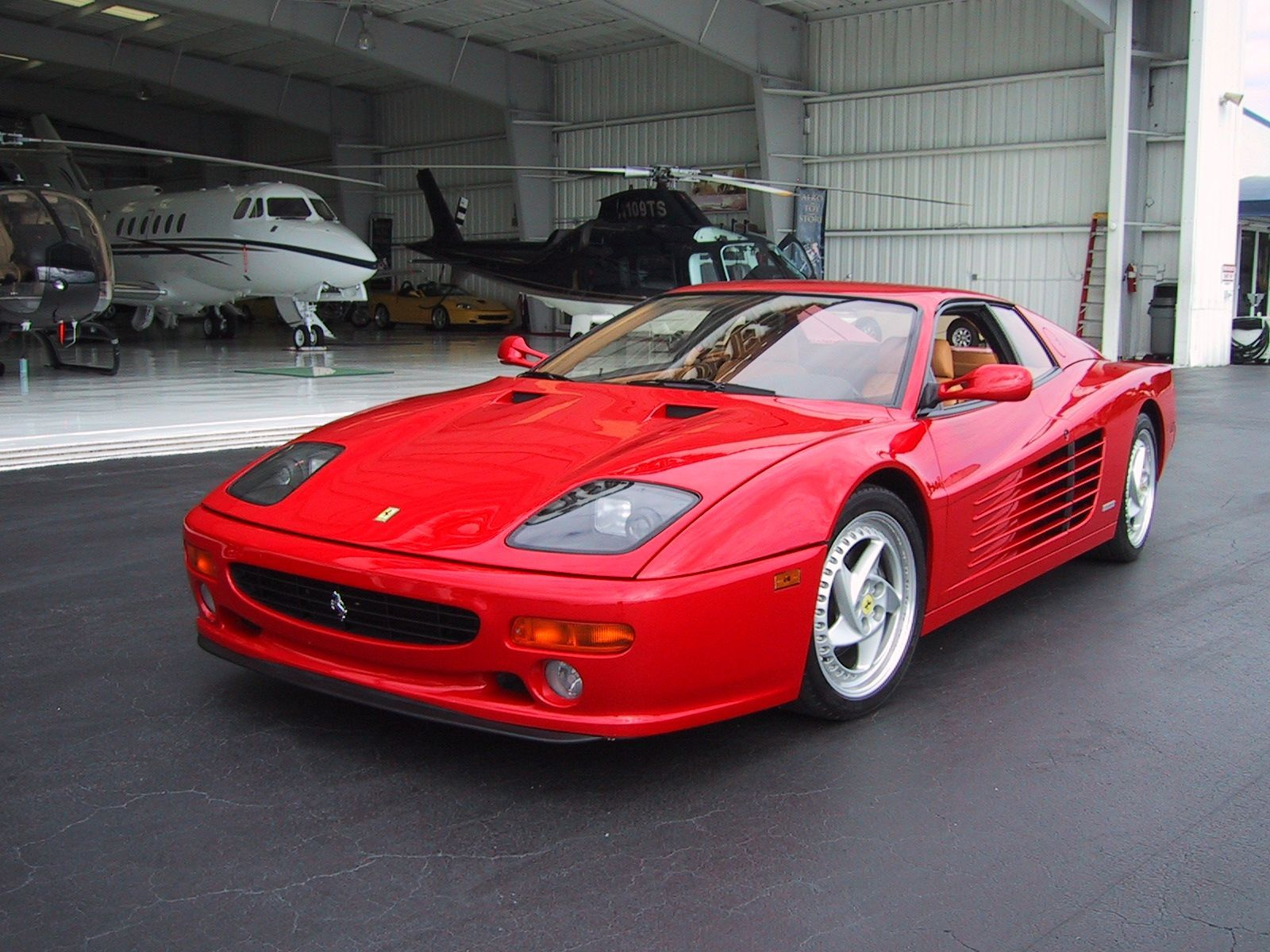 Cool Sports Cars Ferrari: Ferrari, Cars And