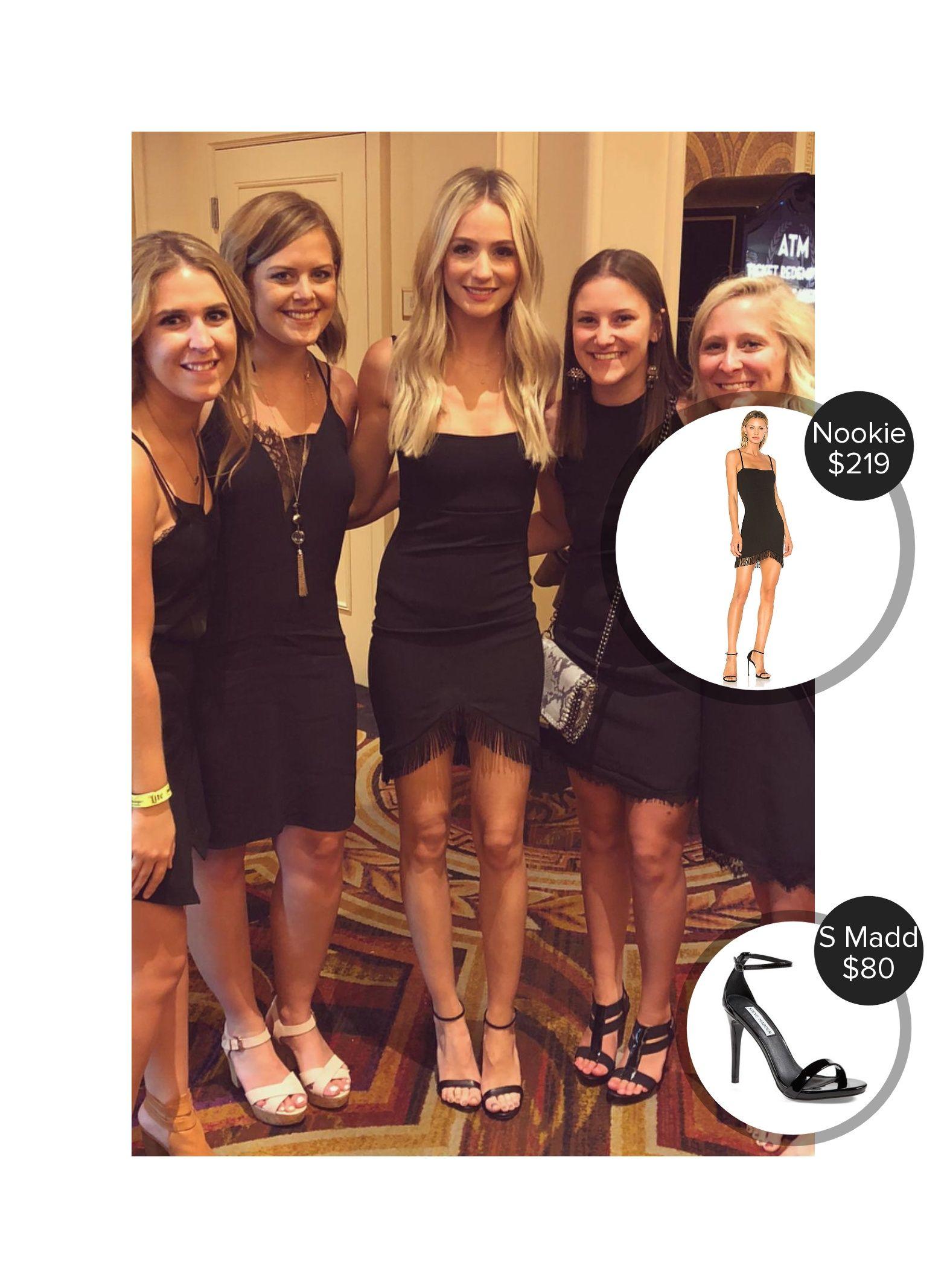 8cbca464019 Lauren Bushnell Las Vegas - seen in Steve Madden and Nookie.  stevemadden   nookie  laurenbushnell  mode.ai