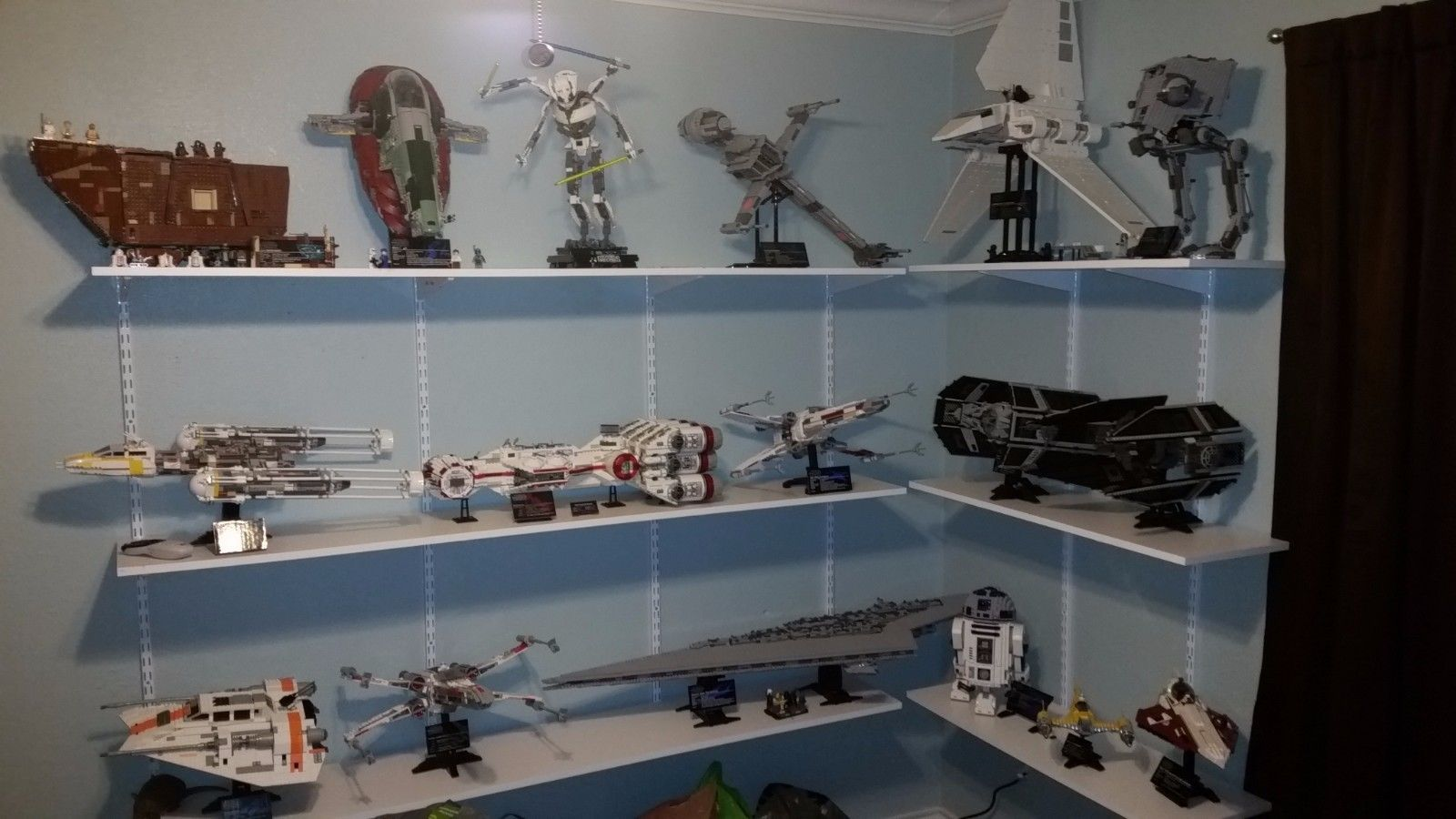 how to start a lego collection