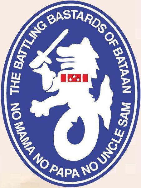 Battling Bastards of Bataan logo | 27th Bomb Group/Bataan