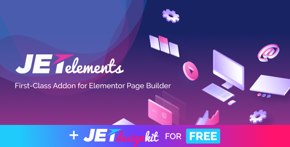 Download Free JetElements v1 14 7 - Addon for Elementor Page Builder