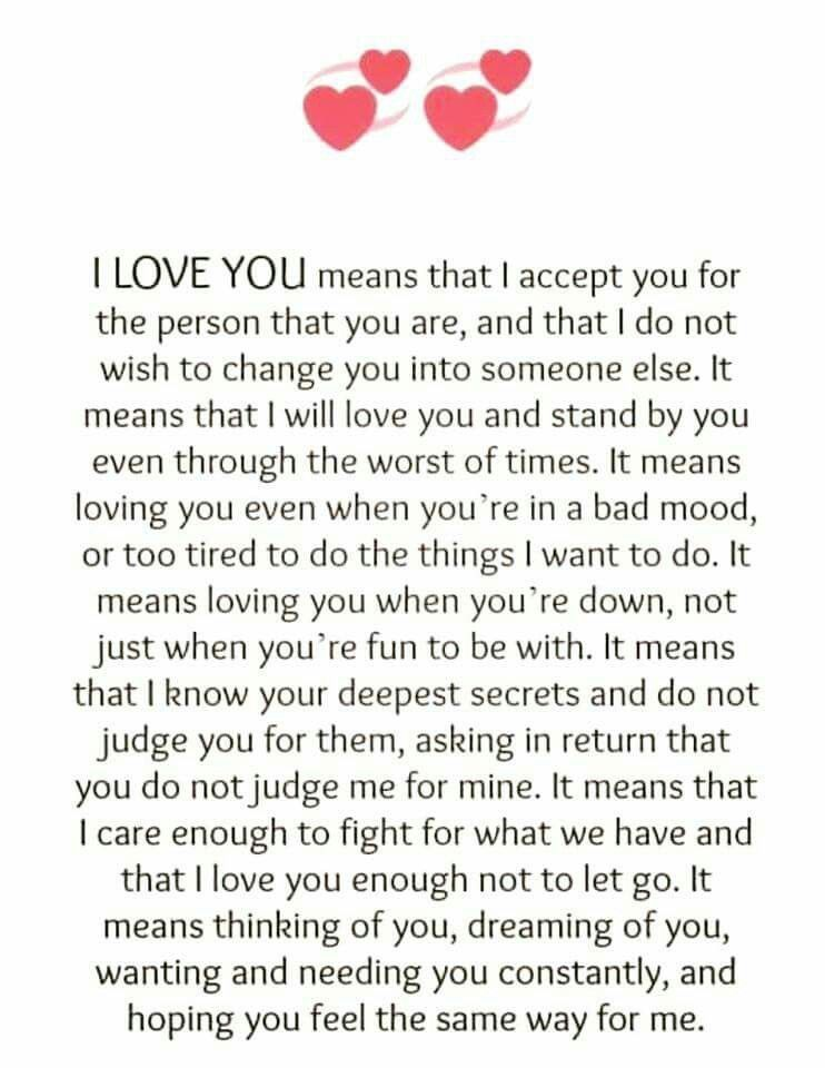 i love u so much | Love yourself quotes, Love you quotes for ...