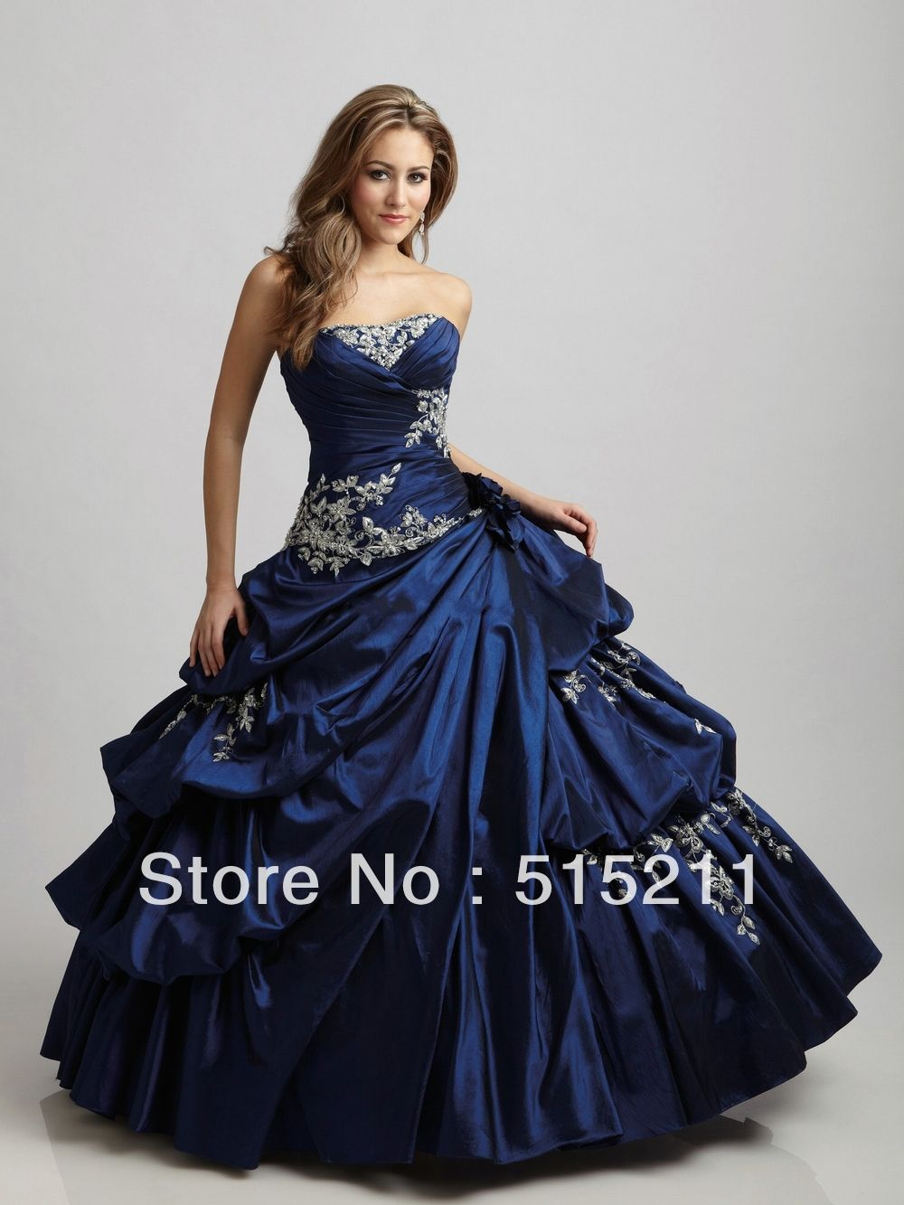 Victorian Ball Gowns | ... Victorian Style Ball Gown Prom Dress ...