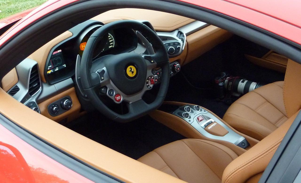 Ferrari 458 interior ferrari 458 pinterest ferrari 458 ferrari 458 interior vanachro Gallery