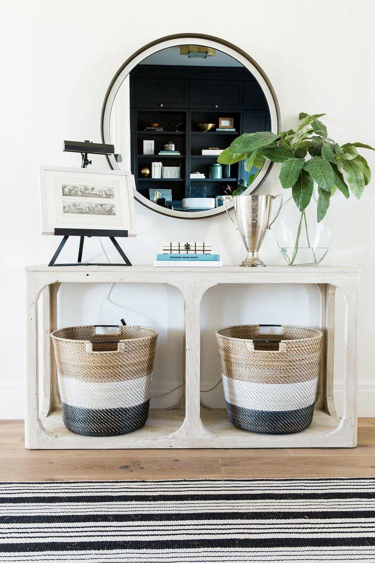 créer une déco minimaliste chic avec des plantes exotiques | deco