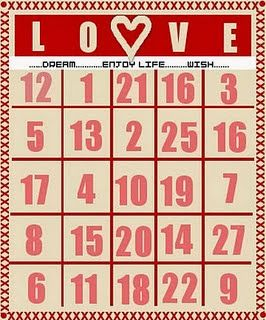image regarding Valentine Day Bingo Cards Printable identified as No cost and Printable Valentines Working day Bingo Playing cards For Young children 3