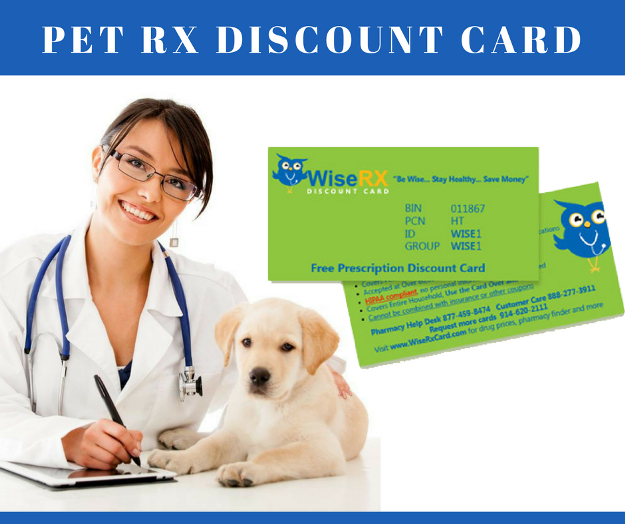 Q. Can I use the Wise Rx Discount card for my pet Your